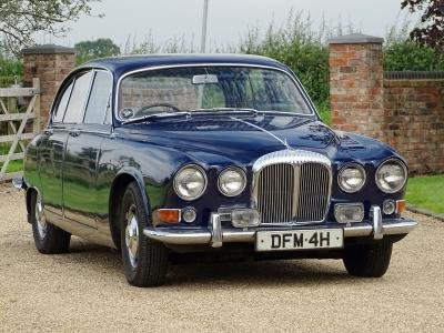 1969 Daimler Sovereign 4.2 For Sale by Auction (picture 1 of 6)