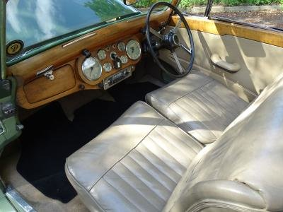 1952 Daimler DB18 Special Sports Drophead Coupe For Sale by Auction (picture 6 of 6)