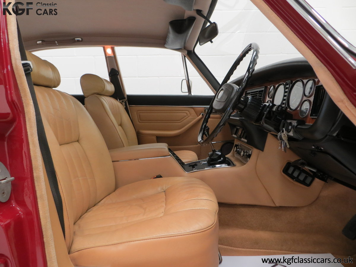 1973 A Daimler Sovereign 4.2 Litre Series II with 44,913 Miles SOLD (picture 6 of 6)