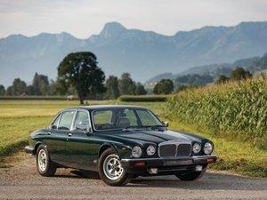 1984 Daimler Double Six Long-Wheelbase Saloon  For Sale by Auction