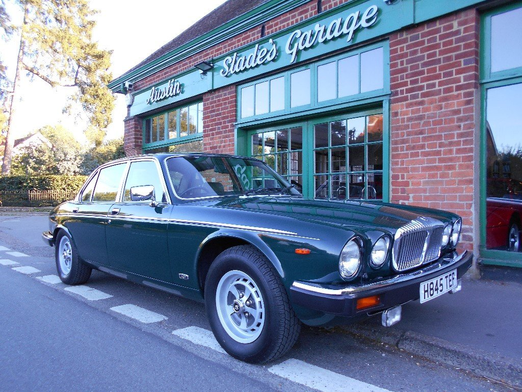 1991 Daimler Double Six  For Sale (picture 2 of 5)
