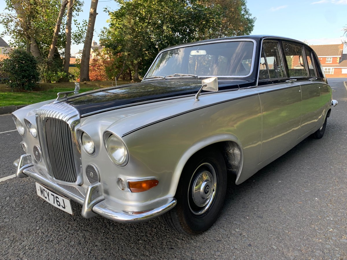 1971 Daimler ds420 For Sale (picture 3 of 6)