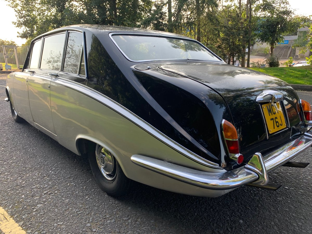 1971 Daimler ds420 For Sale (picture 4 of 6)