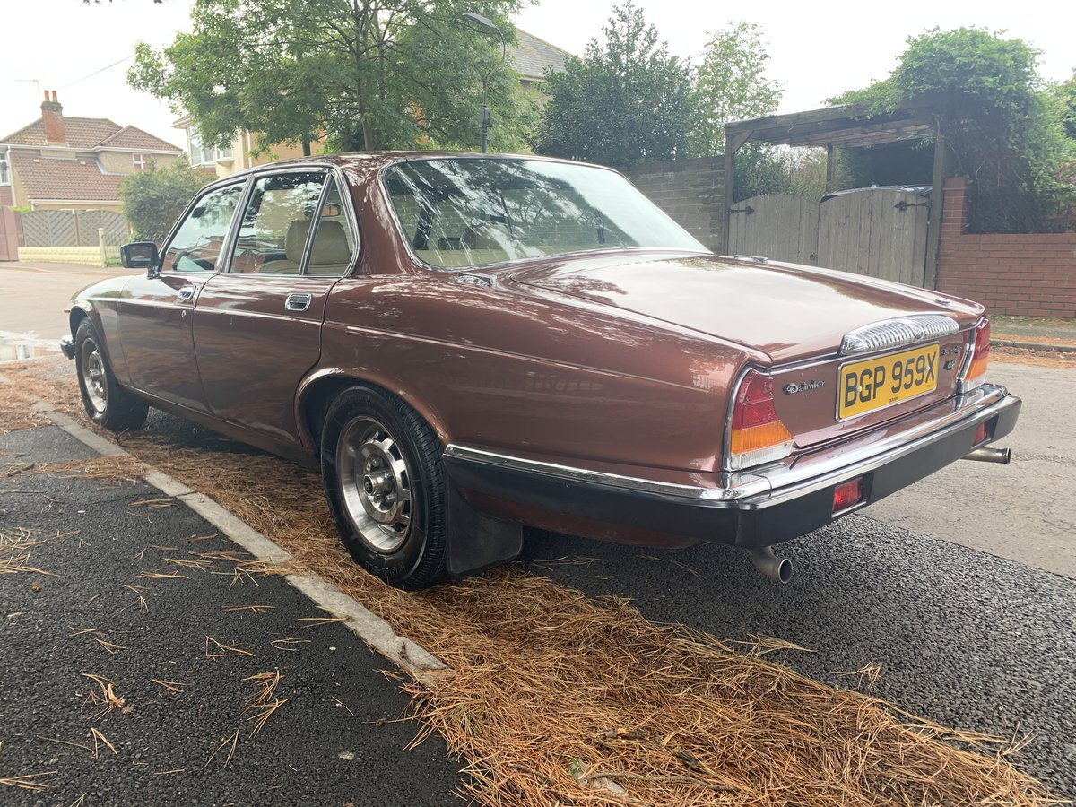 1981 Daimler 4.2 Sovereign For Sale (picture 3 of 6)