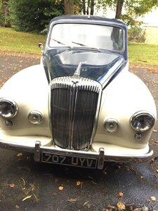 1953 Daimler conquest