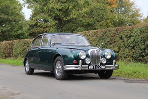 1963 Daimler V8250 - Matching Numbers, Beautiful condition