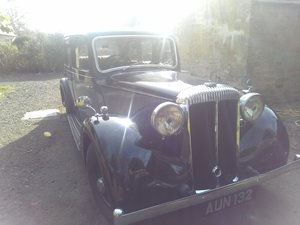 1937 daimler el24 For Sale