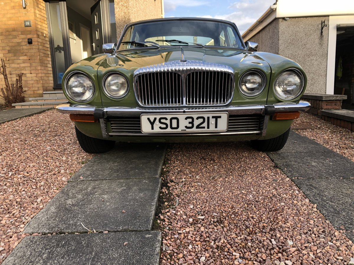 1978 Daimler Sovereign 4.2 LWB For Sale (picture 2 of 6)
