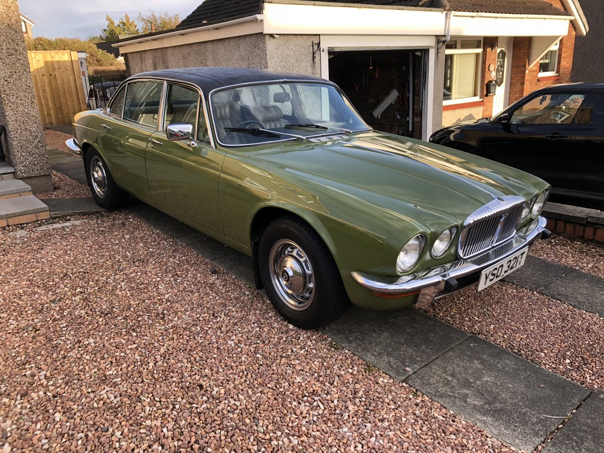 1978 Daimler Sovereign 4.2 LWB For Sale (picture 5 of 6)