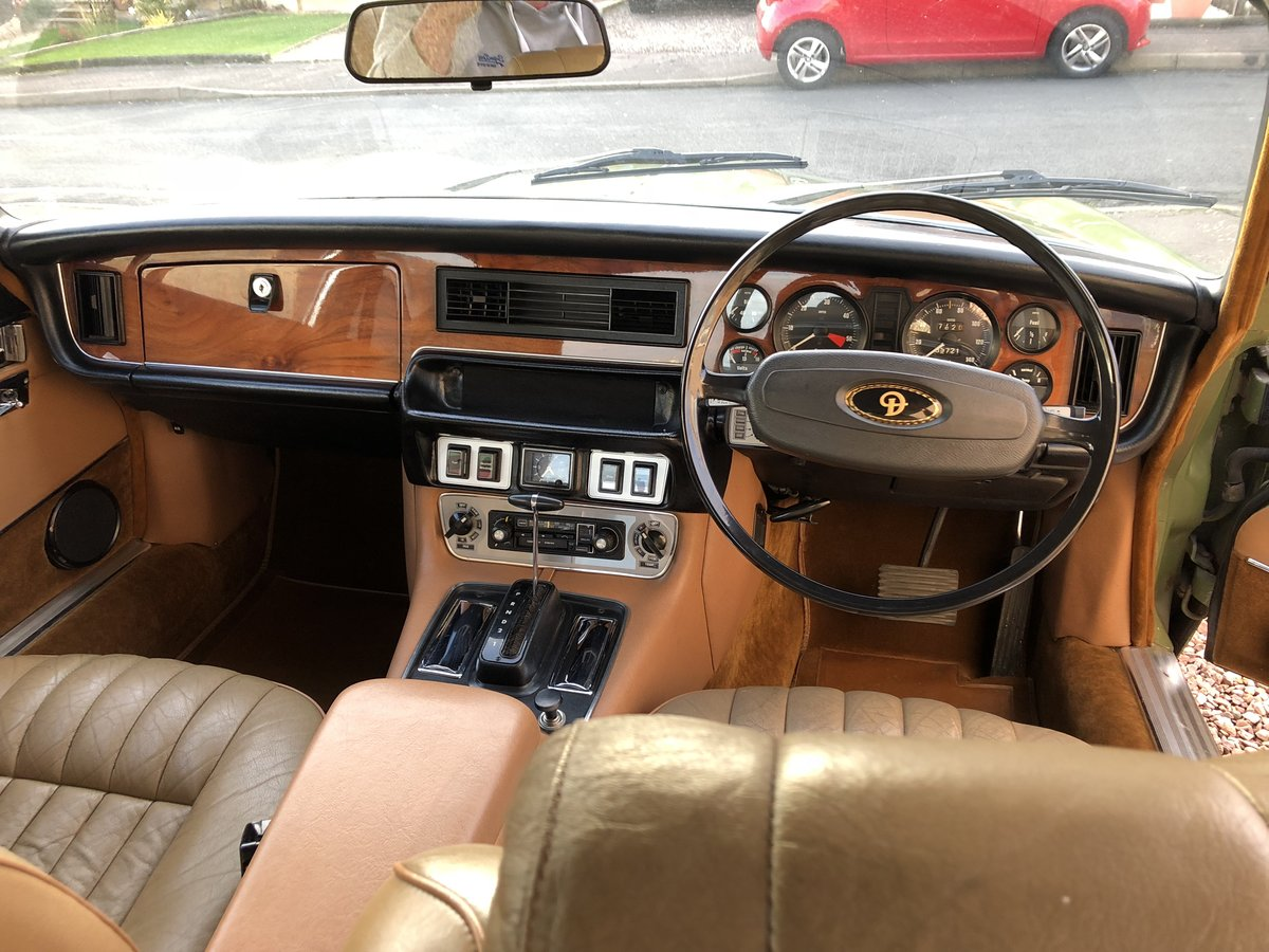 1978 Daimler Sovereign 4.2 LWB For Sale (picture 6 of 6)