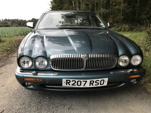 1998 Daimler V8 - Spares or Repair - low mileage