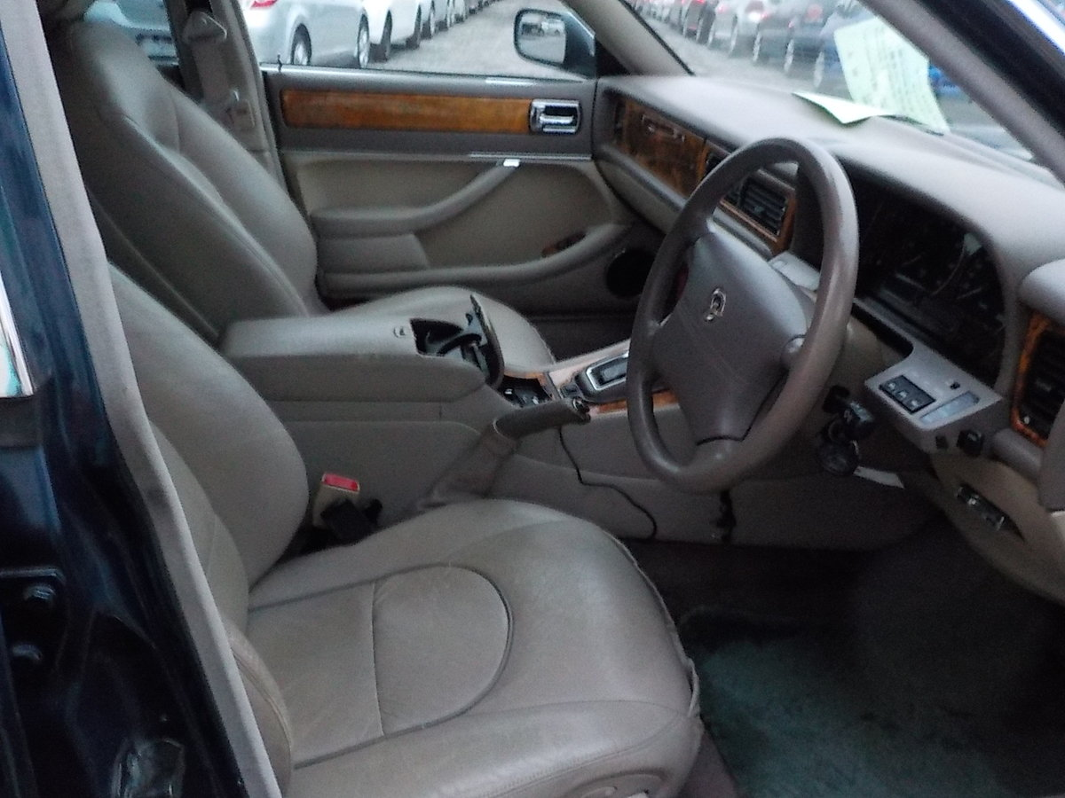 1994 DAIMLER DOUBLE SIX 6.0 V12 AUTOMATIC SUNROOF * FULL LEATHER For Sale (picture 3 of 6)
