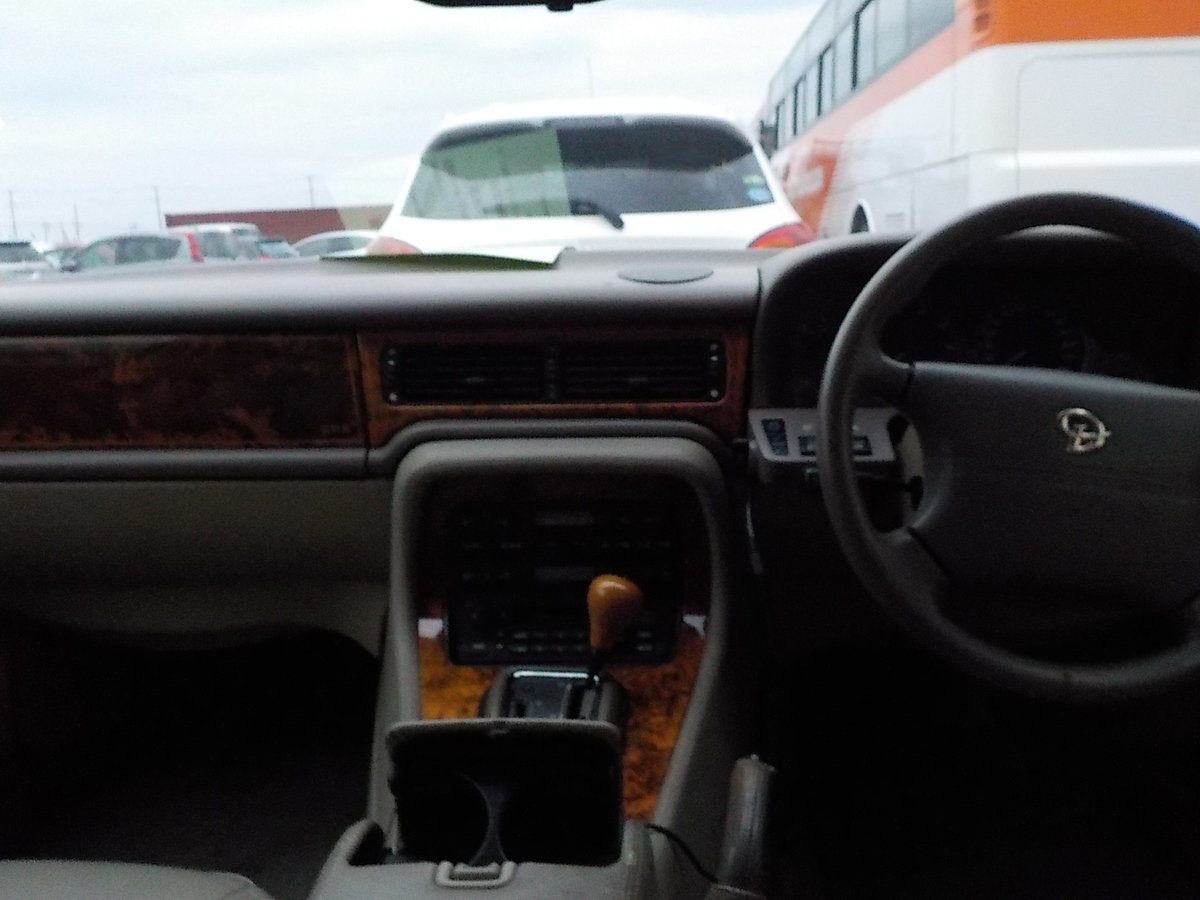 1994 DAIMLER DOUBLE SIX 6.0 V12 AUTOMATIC SUNROOF * FULL LEATHER For Sale (picture 5 of 6)