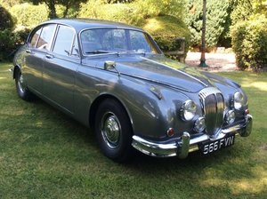 1964 Daimlet 2.5 V8 For Sale by Auction