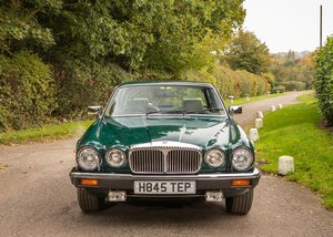 1991 Daimler Double Six Series III SOLD by Auction