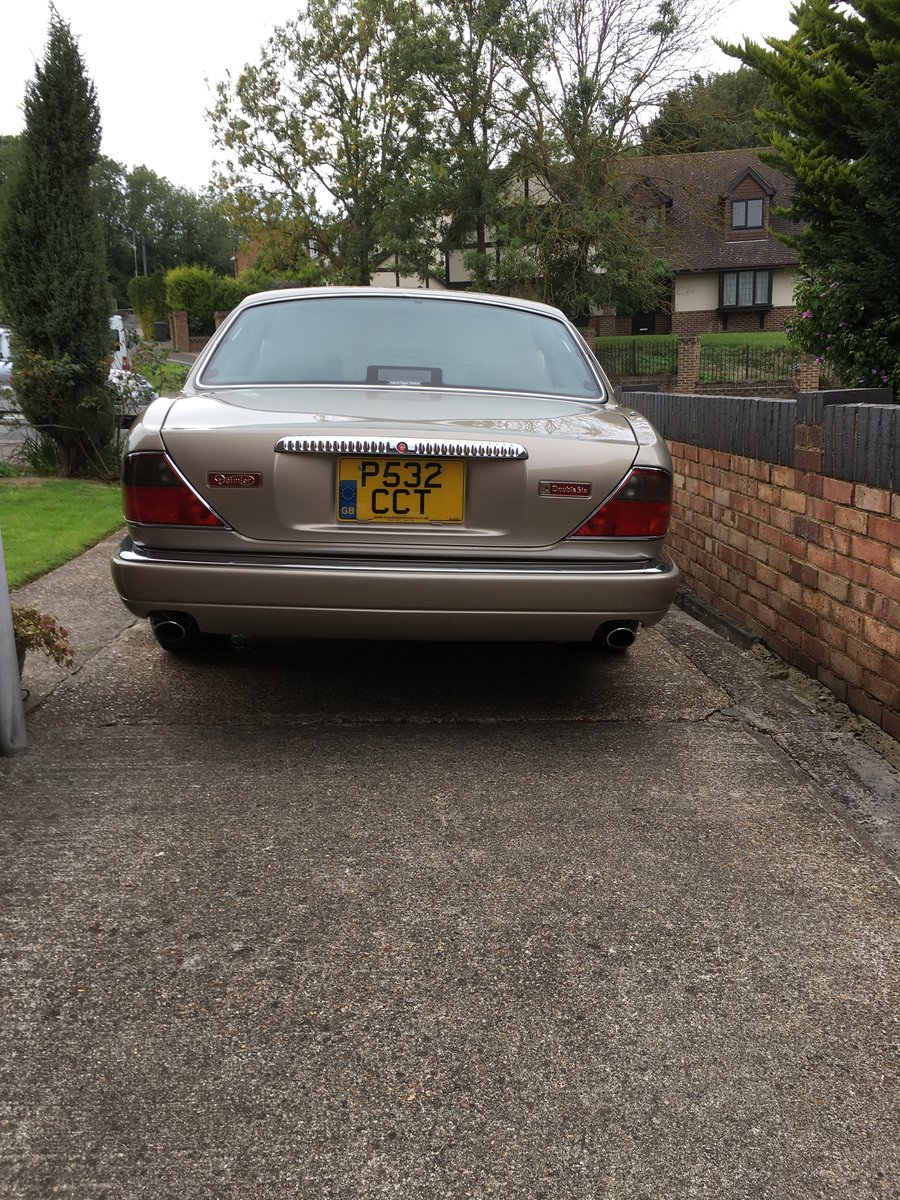 1997 Daimler Double Six LWB For Sale (picture 3 of 6)
