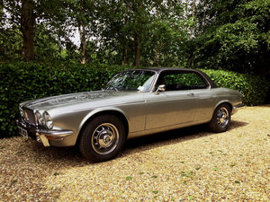 1975 Daimler Double Six Coupe V12 (Jaguar XJC) For Sale