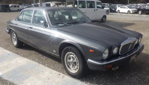 1992 Daimler double six time warp Condition LHD  For Sale