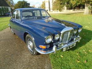 1969 Daimler Sovereign 4.2L 70800 genuine miles.  For Sale