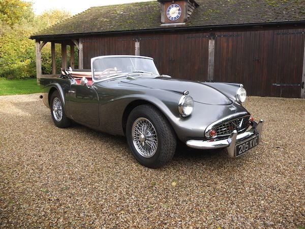 1962 Daimler Dart SP 250 For Sale (picture 1 of 6)