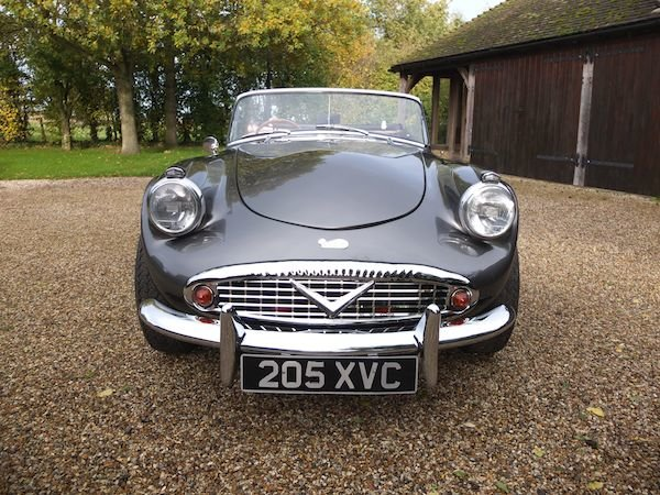 1962 Daimler Dart SP 250 For Sale (picture 2 of 6)