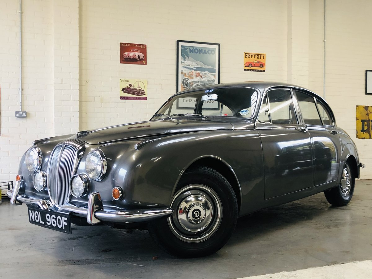 1967 DAIMLER 250 V8 AUTO - FAMILY OWNED FOR OVER 40 YEARS!  For Sale (picture 1 of 6)