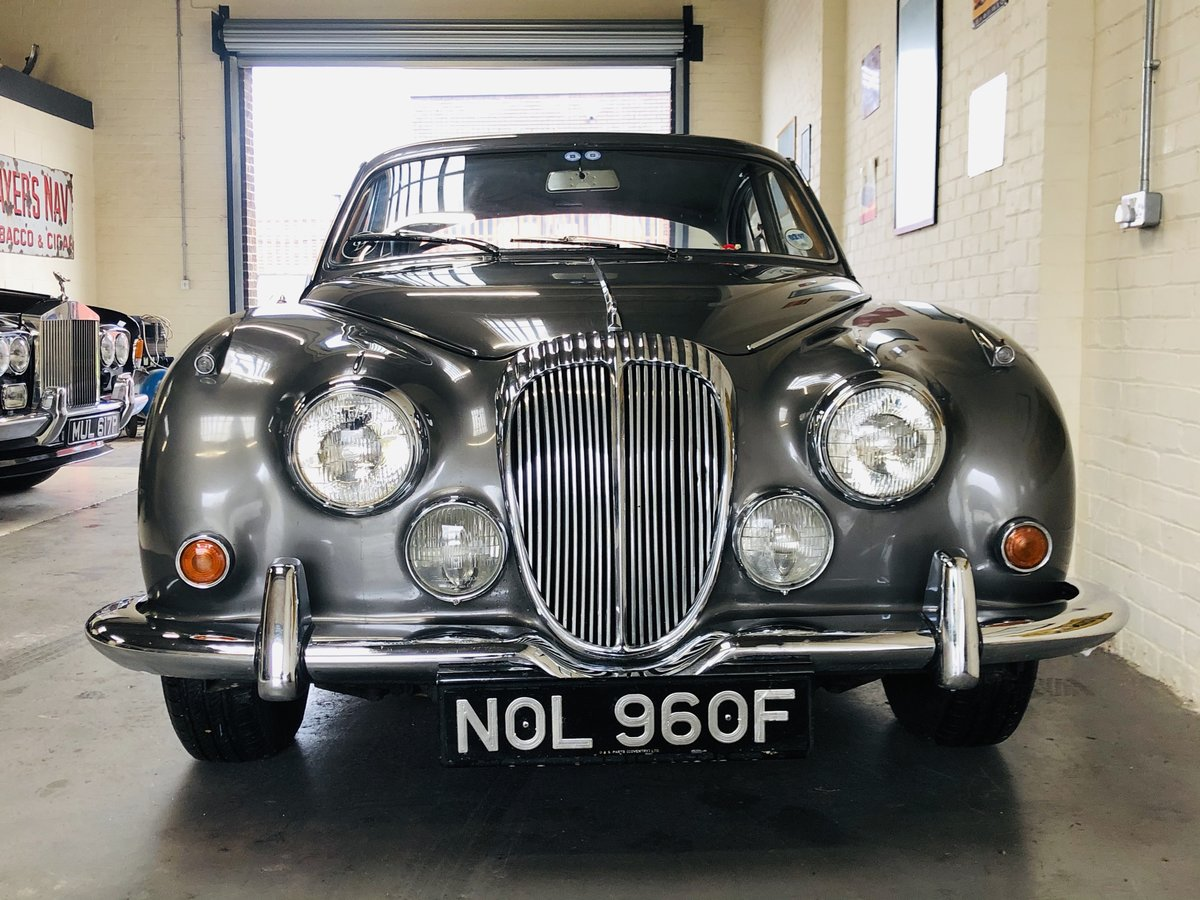 1967 DAIMLER 250 V8 AUTO - FAMILY OWNED FOR OVER 40 YEARS!  For Sale (picture 6 of 6)