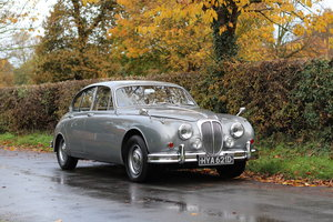 1965 Daimler 2.5 V8 Saloon - History From New, Matching No's For Sale