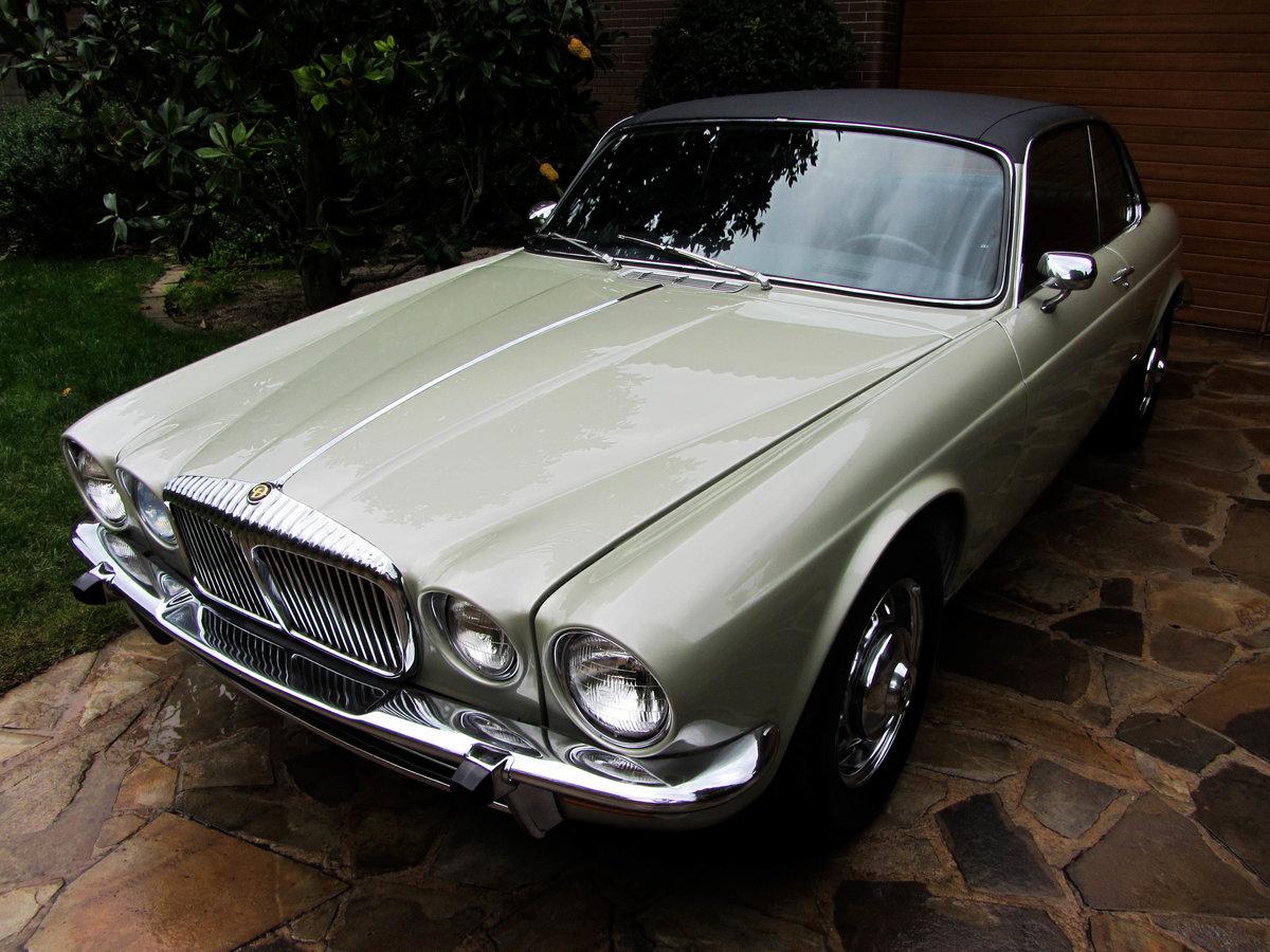 1977 Daimler-jaguar xj6 coupe sovereign fully restored For ...