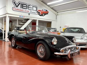 1963 Daimler SP250 Dart  - NOW SOLD SIMILAR CLASSICS REQUIRED