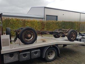 1937 Daimler Special Projekt For Sale