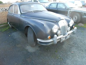 1967 DAIMLER V8 250 For Sale