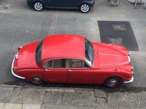 DAIMLER MARK II V8 1969 NEEDS A NEW HOME For Sale