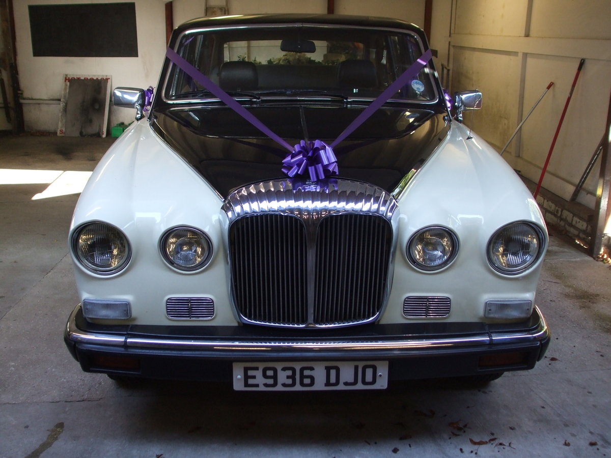 1988 Daimler DS420  For Sale (picture 1 of 5)
