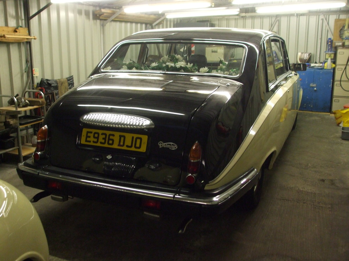 1988 Daimler DS420  For Sale (picture 2 of 5)