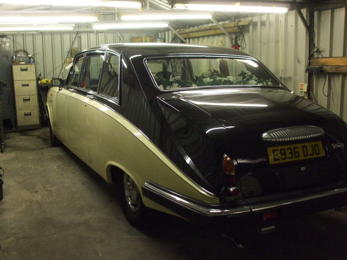 1988 Daimler DS420  For Sale (picture 3 of 5)