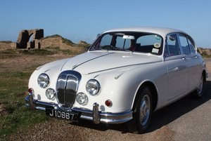 1967 Daimler V8 with low mileage and owners