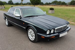 1998 Daimler Super V8 Supercharged LWB For Sale