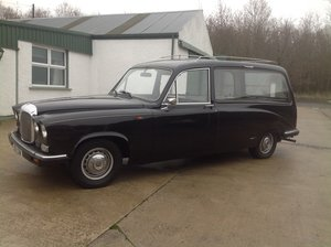 1992 Daimler ds 420 hearse