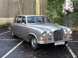 1986 Daimler DS Limo  - To be auctioned 31-01-20