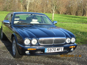 1998 Daimler Super V8 LWB For Sale