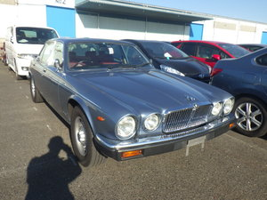 1991 DAIMLER DOUBLE SIX RARE 5.3 V12 SERIES 3 WITH RED LEATHER