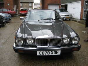 1986 Daimler 4.2 series III