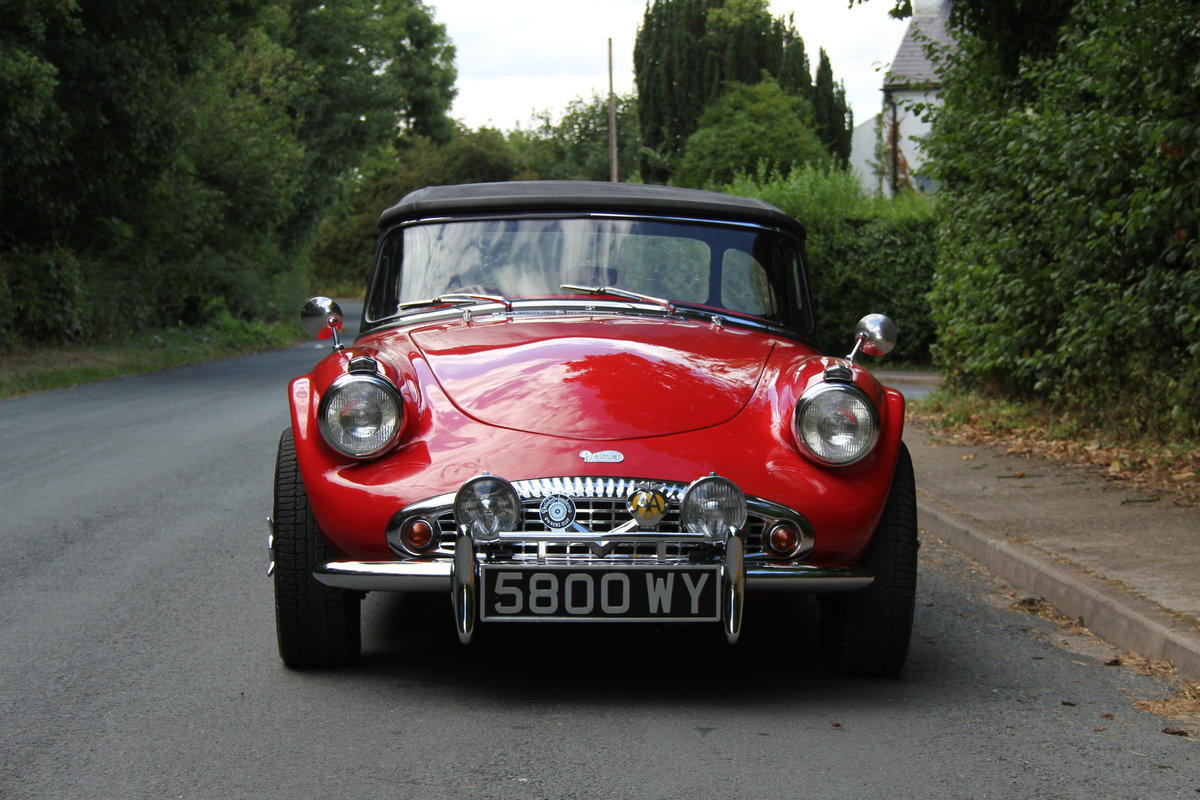 1961 Daimler SP250 Dart, 70k miles, history from new For Sale (picture 2 of 21)