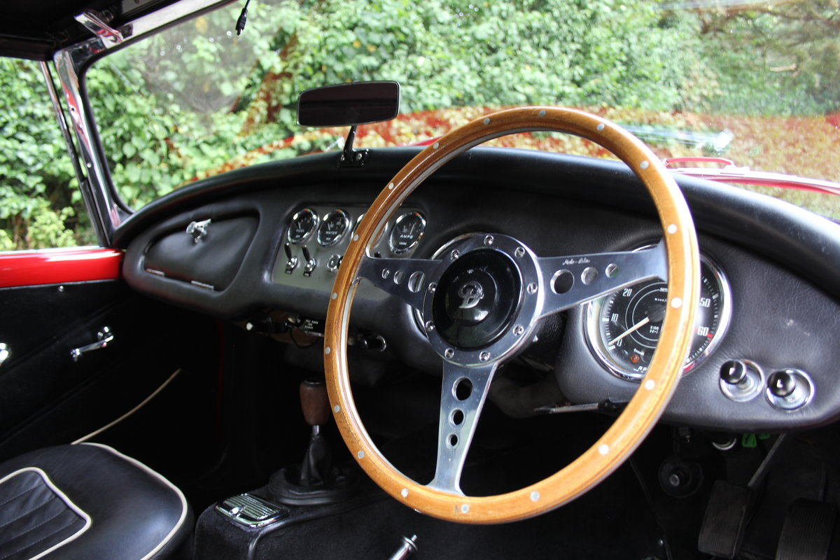 1961 Daimler SP250 Dart, 70k miles, history from new For Sale (picture 6 of 21)