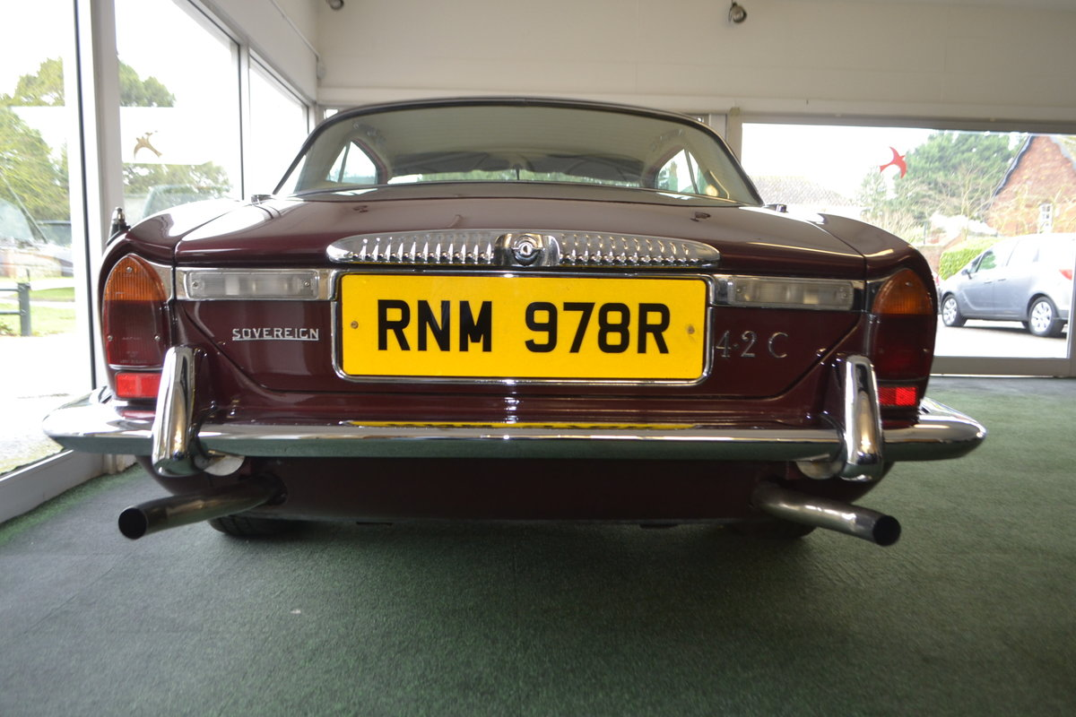 Daimler XJC 4.2 Coupe - fully recomissioned  For Sale (picture 4 of 13)