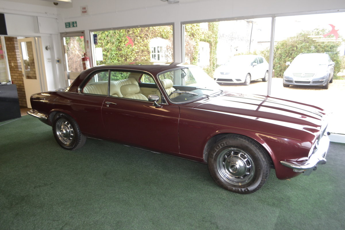 Daimler XJC 4.2 Coupe - fully recomissioned  For Sale (picture 1 of 13)