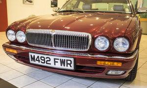 """1995 Daimler Six """"1500 miles"""""""