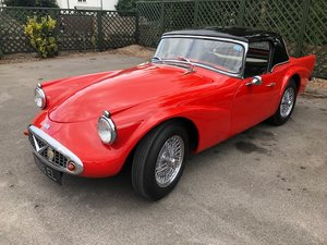 1960 Daimler sp250 dart 3 owners history concourse