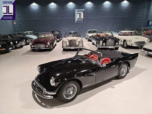 VERY RARE 1963 DAIMLER SP 250 DART